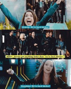 Bellarke, The 100 Quotes, 100 Memes, The 100 Clexa, The 100 Show, The Hundreds, Fandoms, Glee, Tv