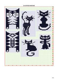 24 st. designs - maomao - 我随心动