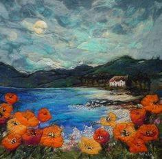 Moy Mackey Poppy Shore