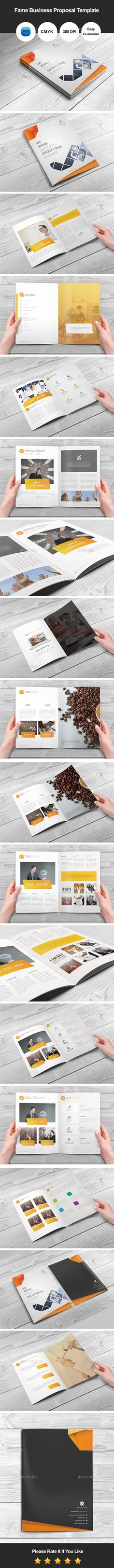 Business Proposal Fonts, Stationery and The ou0027jays - business proposal template download