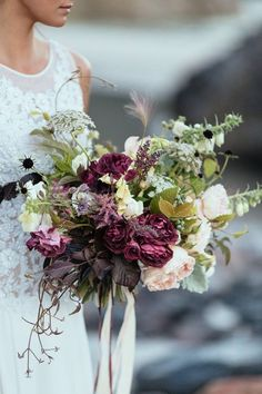 10 Stunning Garden-Style Bouquets — Chapel Designers