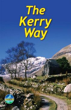 If you are thinking of walking in Ireland or specifically walking in Kerry then check out the Kerry Way, one of Ireland's longest marked walk-ways. Castles In Ireland, Walking Holiday, Walking Routes, Mountain Landscape, Ireland Travel, Guide Book, National Parks, Scenery, Adventure
