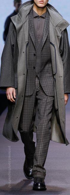 Fall/Winter 2014-2015 Menswear - Ermenegildo Zegna