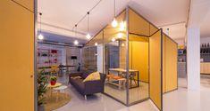 Zamness office, Barcelona by Nook Architects