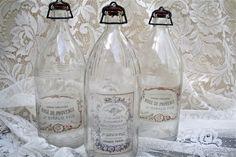 Vintage Bottle Labels | The Polka Dot Closet | Graphics Fairy