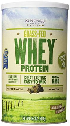Reserveage Whey Protein, Chocolate, 12.7 Ounce