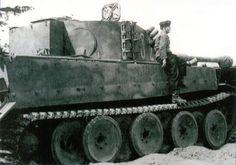 Tiger1 schwere PanzerAbteilung 502