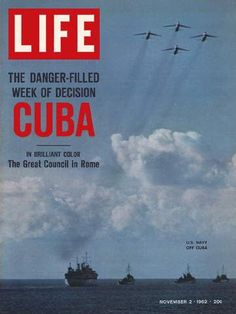 life magazine november 2 1962 cuban missile crisis