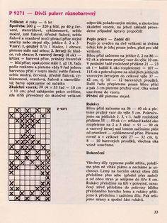 kve-1988-III-122 | KLUB RUČNÍHO PLETENÍ -víc než vzory a návody pro vaše šikovné jehlice