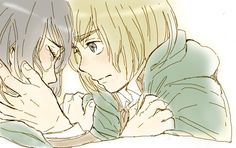 Mikasa & Armin