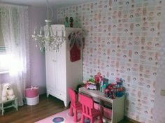 Behang kinderkamer / Wallpaper Kids room collection Studio Ditte - BN Wallcoverings