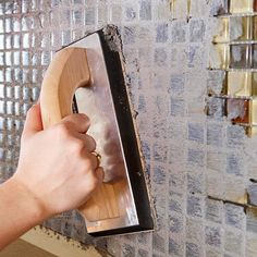 Want to upgrade your kitchens but low on funds consider doing it yourself. Check out this tutorial: How to Tile Your Backsplash -- Free Guide -- Better Homes and Gardens