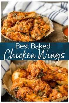 Chicken Wings have the most amazing Chicken Wing Seasoning consisting of . Baked Chicken Wings have the most amazing Chicken Wing Seasoning consisting of .,Baked Chicken Wings have the most amazing Chicken Wing Seasoning consisting of . Best Baked Chicken Wings, Easy Baked Chicken, Baked Chicken Recipes, Recipe Chicken, Chicken Wings In Oven, Easy Chicken Wing Recipes, Wings In The Oven, Oven Baked Wings, Crispy Baked Wings