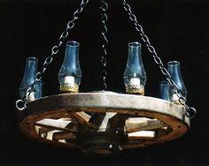 wagon wheel light like I have