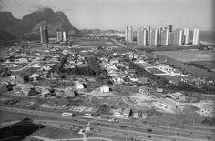 A Barra da Tijuca em 1982 _ foto Manoel Soares