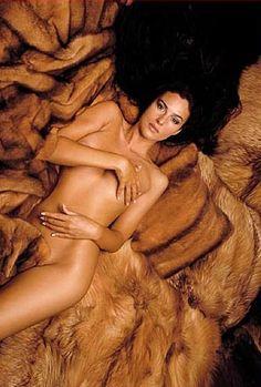 Monica Bellucci - calendario 2001 Dicembre