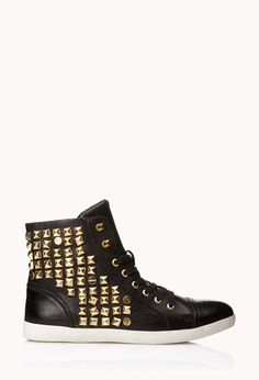 Rock 'n' Roll High-Tops | FOREVER21 - 2075510282
