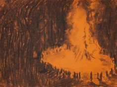 Nina N. Fire Fire, Abstract, Artwork, Painting, Summary, Work Of Art, Auguste Rodin Artwork, Painting Art, Paintings
