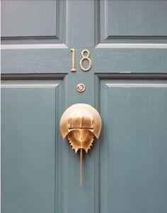 Ridculously cute - Fabulous Coastal Door Knockers
