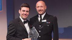 Merseyside Police officer wins award for disarming robber