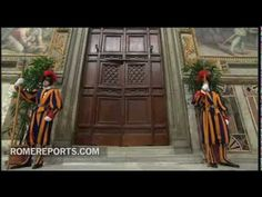 Conclave begins behind closed doors, as the famous 'Extra Omnes' phrase is announced