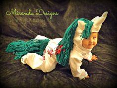 It's Hallowe'en, Baby! {My Little Pony costume}