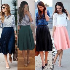 Pin on Fashion Pin on Fashion Modest Outfits, Simple Outfits, Skirt Outfits, Modest Fashion, Trendy Outfits, Fashion Dresses, Cute Outfits, Church Outfits, Clothes For Women
