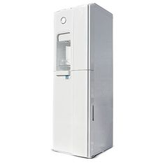 Drinkpod USA 200 Series Bottleless Water Cooler with Carbon Block Twist Filter - White