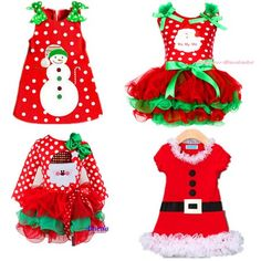 2015 New Christmas Girls Dress Long-Sleeve Winter Dot Dresses Kids Clothes Cotton Children's Clothing Christmas Party Costume