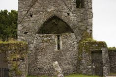 Kildare - The Black Abbey is located in the grounds of the Irish National Stud