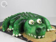 Krokodil Cake