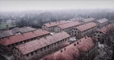 Drone Captures Something While Flying Over Auschwitz That Will Give You Chills