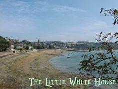 Bretagne: Saint Suliac, Brittany, France - The Little White House On The Seaside: Back To Saint Suliac