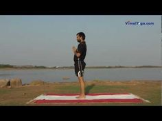 2 Poses for curing Sinus - YouTube