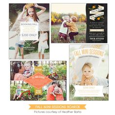 What's new | Photoshop templates for photographers by Birdesign