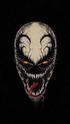 Anti Venom Fan Art. (AntiVenom) By Julian Kanour