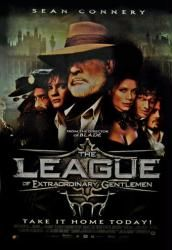 LXG: League of Extraordinary Gentlemen movie poster [Sean Connery] Only $7.99