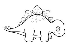 free dinosaur color page - google search fun long neck | it's a ... - Dinosaur Coloring Pages Preschool