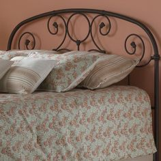 Metal Beds Twin Grafton Headboard by Fashion Bed Group at Baer's Furniture
