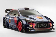 Hyundai Motorsport dezvaluie noul i20 Coupe WRC 2017