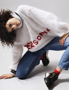 Winter Hats, Fall Winter, Pullover, Sweaters, Fashion, Moda, Fashion Styles, Sweater, Fashion Illustrations