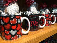 DCK Valentine's Day gift mugs! www.dunmorecandykitchen.com