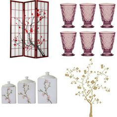 Cherry Blossoms Inspired Home Decor