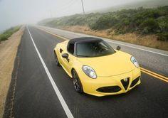 Avaliação: 4C Spider é emoção conversível - carros - avaliacoes - Jornal do Carro