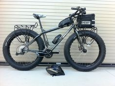 Surly Sheriff Fat Tire