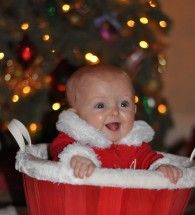 WILLIAM LOVES CHRISTMAS!!  My picture is now part of the world's cutest photo gallery. Please vote for this photo. The photo with the most votes wins The CuteKid People's Choice Award