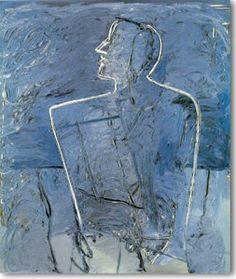 Θεοφυλακτόπουλος Μάκης-Φιγούρα, 1986 Abstract, Painters, Artwork, Greek, Artists, Summary, Work Of Art, Auguste Rodin Artwork, Greek Language
