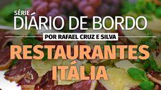 Na Itália, gastronomia é coisa séria... e deliciosa. Descrevo aqui os restaurantes que provei e aprovei em Roma, Florença, Cinque Terre e Veneza.