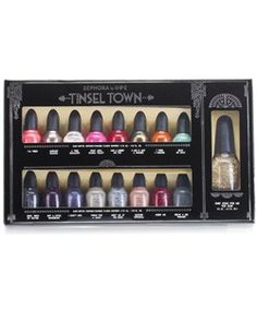 Sephora by OPI Tinsel Town Collector's Set: this is essential (to keep or to give!)