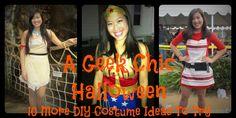 A Very Geek Chic Halloween: 10 More Geeky DIY Costume Ideas